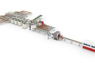 13 Feb 2017 | System TM optimizing the hardwood production in Australia