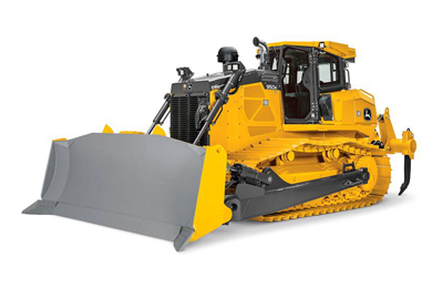 10 Mar 2017 | John Deere pushes expansion of production-class equipment lineup with 950K Crawler Dozer