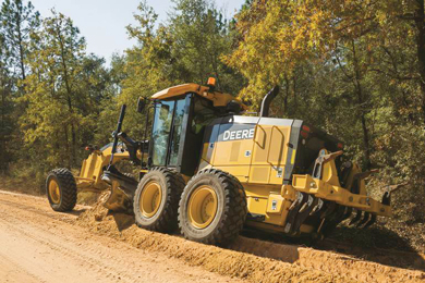 21 June 2017 | John Deere adds two models and offers additional updates to G-Series Motor Grader lineup