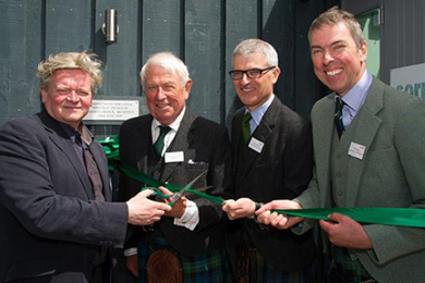 11 July 12017 | Gordon Timber opens new office facility in Nairn, Scotland