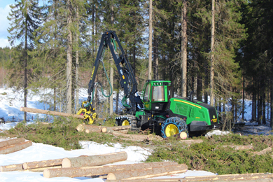 12 July 2017 | UPM to sell 6,877 hectares of forestry land to Silvestica Green Forest Finland