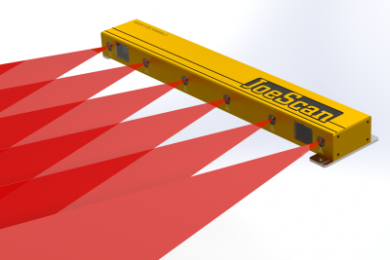 JoeScan Introduces New JS-25 X6B Scan Head for Carriage Headrigs