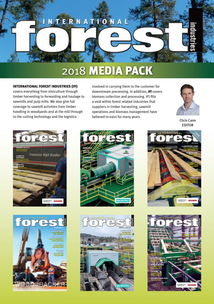 IFI Media Pack 2018