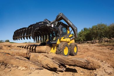 27 Jan 2017 | New root rakes from John Deere