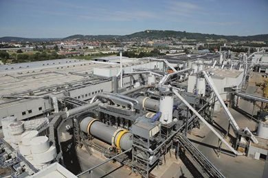 25 May 2017 | Pfleiderer in Neumarkt relies on innovative recycling solution from Dieffenbacher