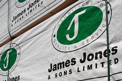 James Jones & Sons invests GBP 7 million ($9.9 million) in new I-joist line | 02 Feb 2018