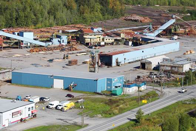 Skeena Sawmills to build pellet plant this summer