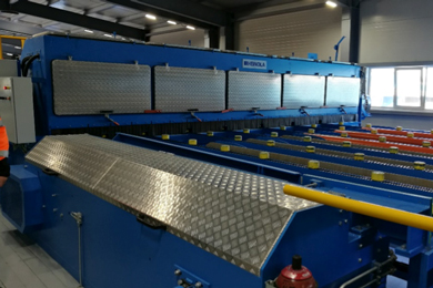 Heinola To Supply Green Sorting And Stick-Stacking Line For Iisveden Metsä Oy