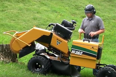 SC362 Vermeer Stump Cutter | Vermeer Tree Care