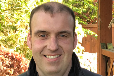 Tigercat appoints Damien Donoher as Product Support Rep In Pacific Northwest