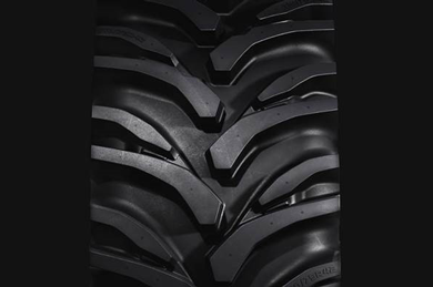 Tyre – Nokian Tractor King – Revolutionary from surface to core