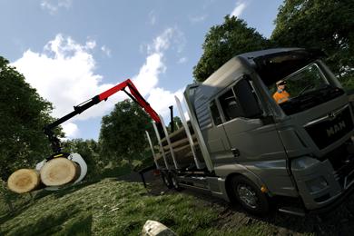 NEXCELLENCE – New era of timber loader cranes