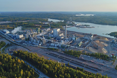 Metsä Group's bioproduct mill reaches full capacity
