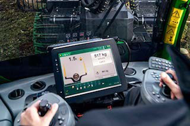 John Deere: New technology solutions at your fingertips
