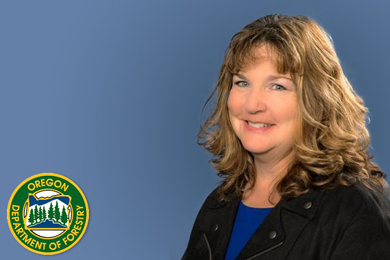 Oregon Department of Forestry names Lena Tucker as Deputy State Forester