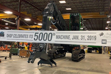 Milestone for John Deere