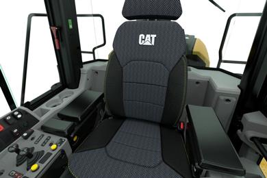 Adjustable Suspension Stiffness Universal Suspension Seat for Tractors