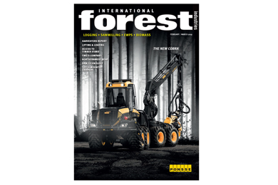 Read International Forest Industries Magazine Feb/March 2019 Digital Version