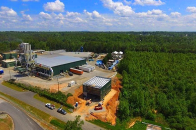 Profile Products Opens New Fiber Plant in Conover, North Carolina