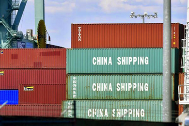 Trade war leaves china importers struggling