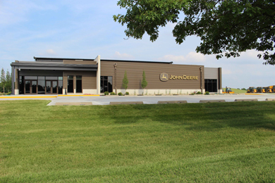 John Deere Construction & Forestry Builds new Illinois training facility