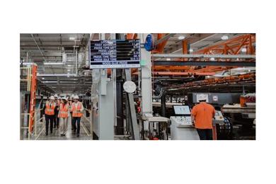 Katerra opens CLT factory in Spokane Valley, Washington