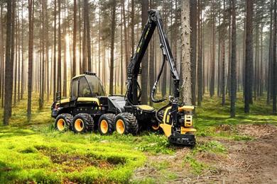Ponsse's efficient solutions for profitable logging