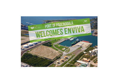 Port Of Pascagoula And Enviva Break Ground Onwood Pellet Export Terminal