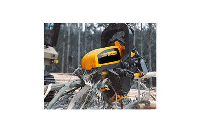 Ponsse launches a new powerful harvester head for processing eucalyptus trees