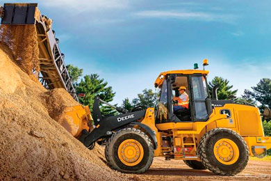 John Deere L-Series Loaders boast new front-end features and more