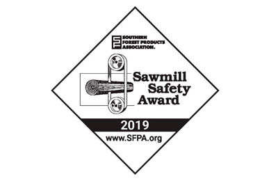 SFPA Announces 2019 Sawmill Safety Awards