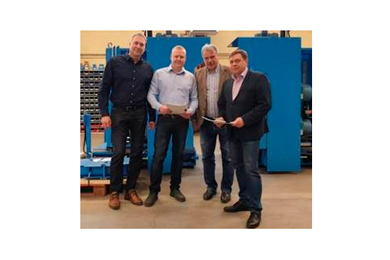 AriVislanda gains momentum when Ilim Timber invests in its saw line in Ust-Ilimsk