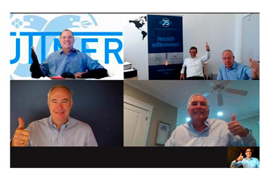 BÜTTNER ENERGY & DRYING SYSTEMS GMBH: FOUR NEW DRUM DRYERS FOR HIGHLAND PELLETS LLC.