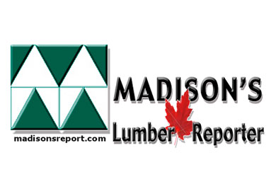 North American softwood lumber prices pop during usual seasonal slow-down