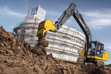 John Deere expands Excavator lineup with new 200G Model