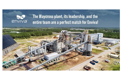 Enviva completes acquisition of Georgia Biomass & its Waycross Production Plant