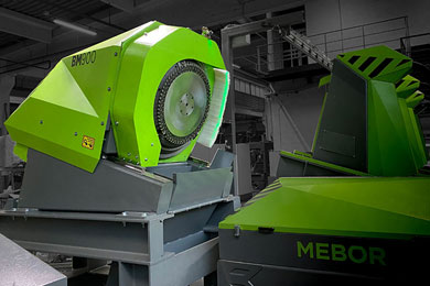 Mebor introduce new slab chipper – canter