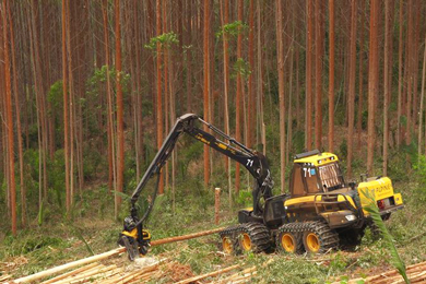 16,000th PONSSE forest machine completed