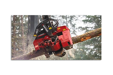 Waratah Forestry Equipment introduces multi-use HTH623C loader processor for tight spaces