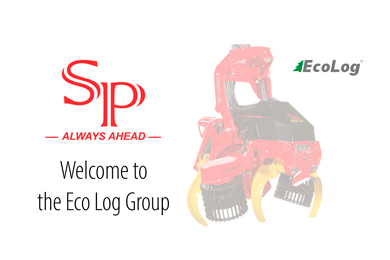 A strong overall supplier when SP Maskiner joins the Eco Log Group