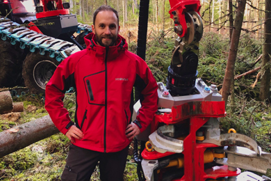 New Sales Director at Nisula Forest Oy