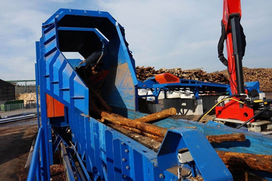 Hekotek to supply log debarking line for Biosylva SAS in France