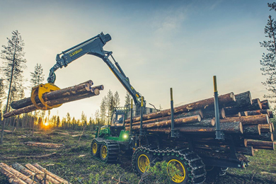 New Options for Forwarder Booms