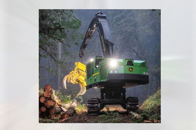 John Deere realigning its forestry technology