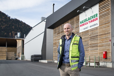 HASSLACHER Group first in Austria to invest in Valutec's TC continuous kiln