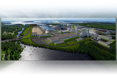 Metsä Fibre and Eltel sign agreement to build power line for the new Kemi bioproduct mill