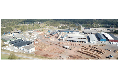 Södra purchases sawmill and timber treatment facility – strengthens long-term member value
