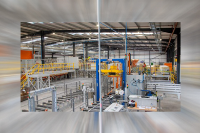 UK's most advanced Sawmill Planing Line begins production