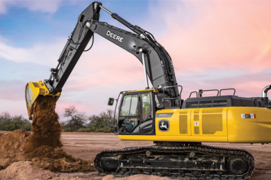 John Deere launches Smartgrade for Excavators