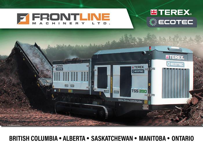frontline machinery
